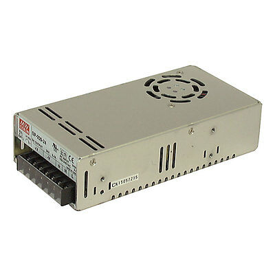 Mean Well Sp-200-48 Ac To Dc Power Supply Single Output 201.6 Watt Usdistributor