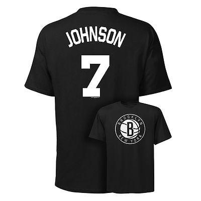 ($28) Brooklyn Nets JOE JOHNSON nba Jersey Shirt Adult MENS/MEN'S (L-LG-LARGE)