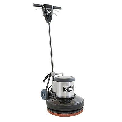 17 Floor Machine By Clarke Model Cfp Pro 17 Comes With Pad Driver Brand New