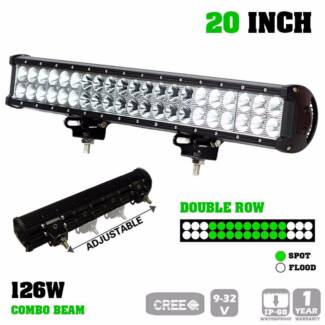 36w cree led light bar other parts accessories gumtree 20 inch 126w cree led light bar wa off road mozeypictures Choice Image