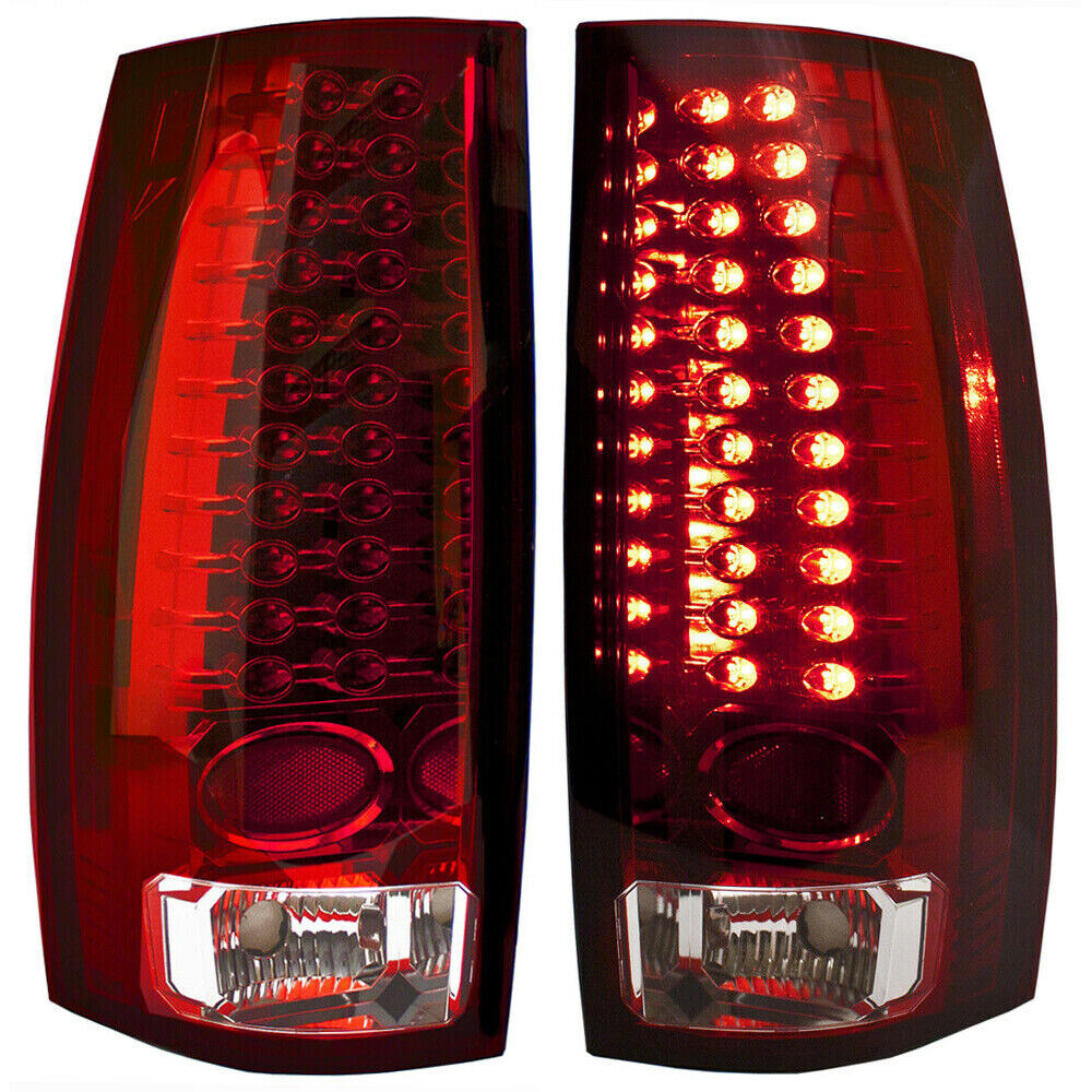 Passenger Side 22837924 GM2801196 Replacement 2008 2009 2010 2011 2012 for 2007-2013 Chevrolet Suburban 2500 Rear Tail Light Lamp Assembly // Lens // Cover Right Go-Parts