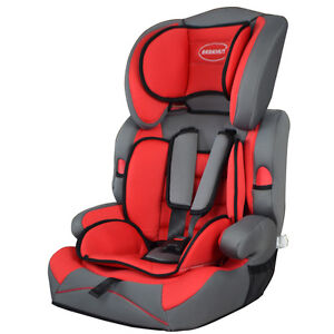 Bebehut Convertible Child Baby Car Seat & Booster Seats Group 1/2/3 9-36 kg