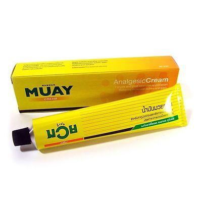 Namman-Muay-Thai-Analgesic-Cream-30g UK Seller New and Boxed