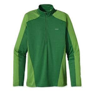Patagonia Men's Capilene 3 Midweight Zip Neck - Medium