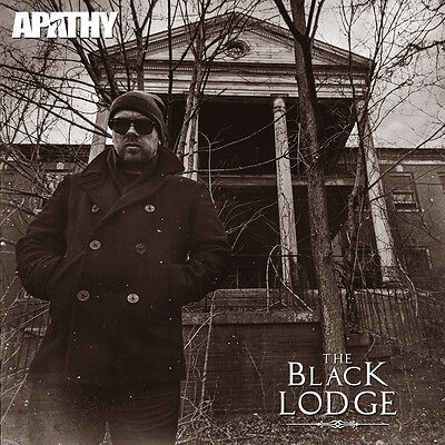 APATHY The Black Lodge 2CD DEMIGODZ ARMY OF THE PHARAOHS AOTP