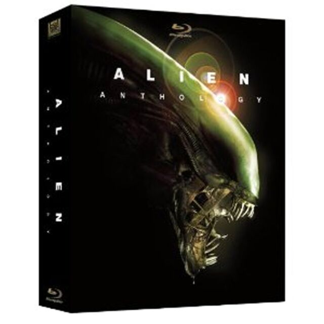 Alien Anthology [Blu-ray] New DVD! Ships Fast!