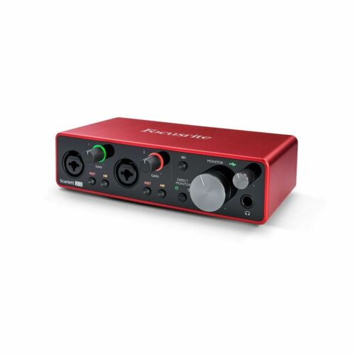 ::Focusrite Scarlett 2i2 Audio Interface (USB)