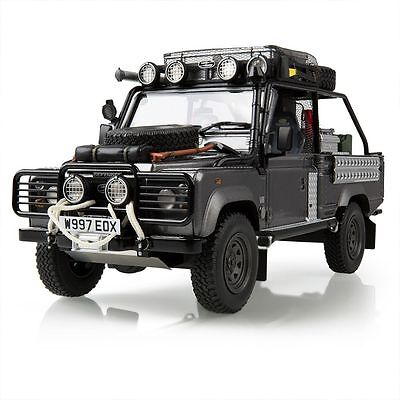 LAND ROVER DEFENDER - TOMB RAIDER - 1:18 SCALE MODEL - Genuine Land Rover Gear