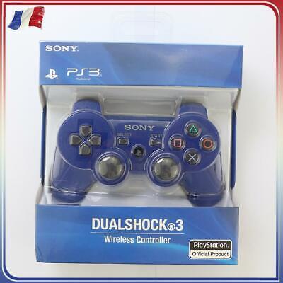 Manette PS3 Manette de jeu SixAxis sans fil GamePad pour PlayStation DualShock...