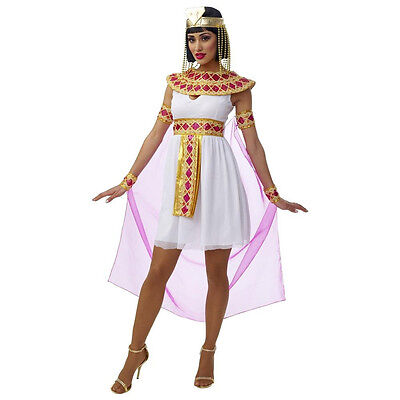 Pink Cleopatra Adult Costume - Egyptian / Egypt](Adult Cleopatra)