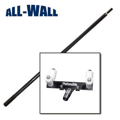Columbia Drywall Outside 90-degree Corner Bead Roller W46 Aluminum Handle