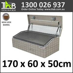Aluminium Chest Toolbox Truck Ute Trailer Camper Caravan 1765 Melbourne CBD Melbourne City Preview