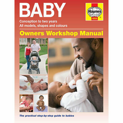 Haynes Baby Manual - From Conception to 2 Years