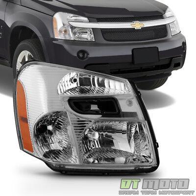 2005-2009 Chevy Equinox Headlight Headlamp Replacement 05-09 Right Passenger