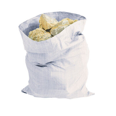 Heavy Duty 5pc Rubble Sacks Bags Woven Sand Gravel Soil Brick Builder 900x600mm