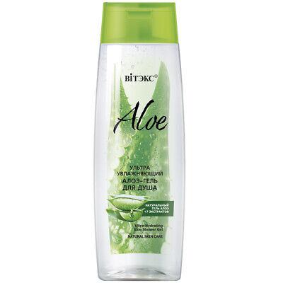 BELITA & VITEX Aloe | Ultra Hydrating Body Wash Shower Gel Douche