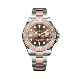 Rolex Yachtmaster New model Stainless Steel and Rose Gold November 2016 unworn