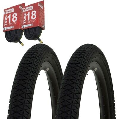 """1PAIR Bicycle Bike Tires /& Tubes 20/"""" x 1.95/"""" Blue//Blue Side Wall P-1171"""