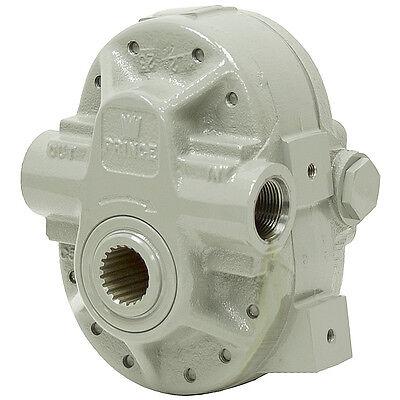 Prince Hydraulic Tractor Pto Pump 2250psi Hc-pto-3a 22gpm 1000 Rpm Aluminum