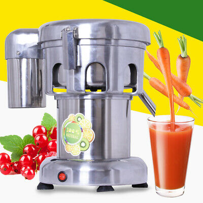 Electric Commercial Fruit Juice Machine Juicer Orange Squeezer Extractor Machine