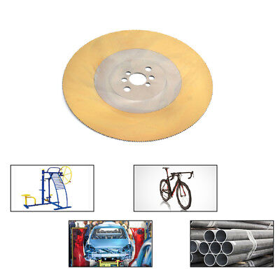 10 Hss Circular Saw Blade Cutting Disc For Steel Iron Tube Metal 250x1.6x32mm