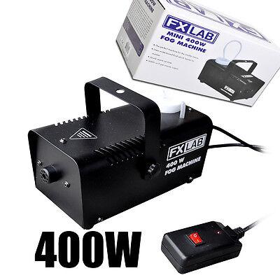 FXLab 400W Mini Smoke Fog Machine Fogger with remote control good smoke  ()