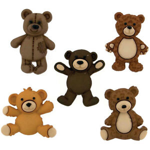 Dress-it-Up-Stuffed-With-Love-Buttons-Teddy-Bears