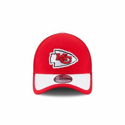 Kansas City Chiefs Youth Sz NFL New Era 39 Thirty On field Flex Fitted Hat