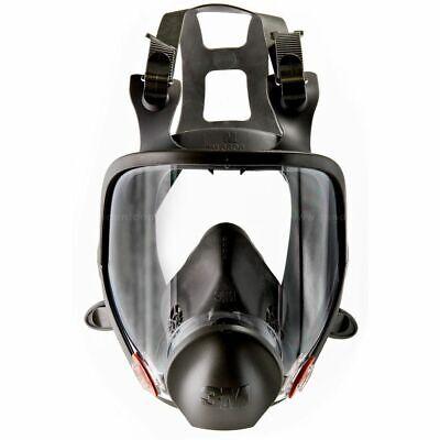 3m 6800 Full Face Respirator Reusable Size Min Stock Free Shipping
