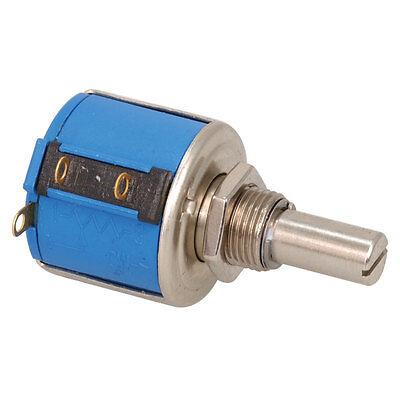 Bourns 3540s-1-103l Resistor Wirewound Pot 10k Ohm 5 2 Watt Solder Lug Pnl Mnt