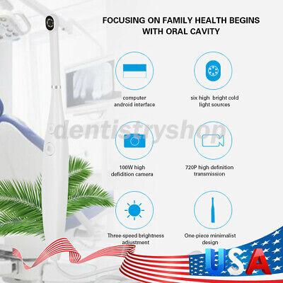 Usps Dental Oral Usb Intraoral Camera Endoscope Real-time Video 6 Led Light