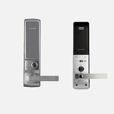 GATEMAN WP-100 Door lock Safe-handle Integrated handle Password + Satety key