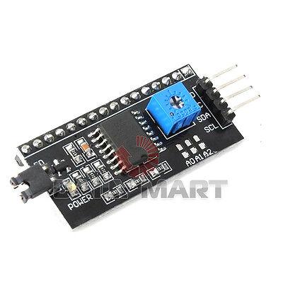 Iici2ctwisp Serial Interface Module Port For 5v Arduino 1602lcd