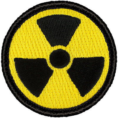 Cool Boy Scout Patches - The Nuclear Patrol! (#276)
