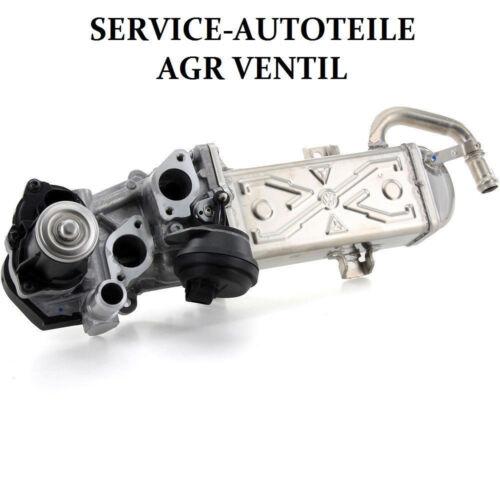 AGR Valve Exhaust Gas Recirculation Valve for VW Passat 1.6TDI 2009- NEW
