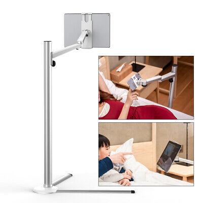 Adjustable Universal Tablet Stand Floor Holder Mount Mobile Phone iPad iPhone