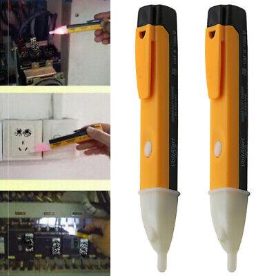 Non-contact Electric Tester Pen Alert Voltage Detector Ac 901000v Safety Acces
