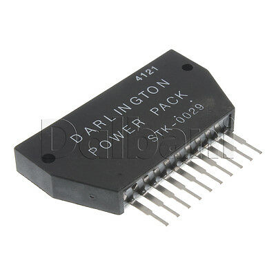 Stk-0029 New Darlington Ic Audio Amplifier Integrated Circuit