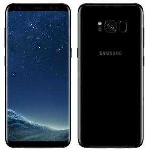 Samsung Galaxy S8  - 64 GB - Black - Unlocked - DEAL OF THE DAY !