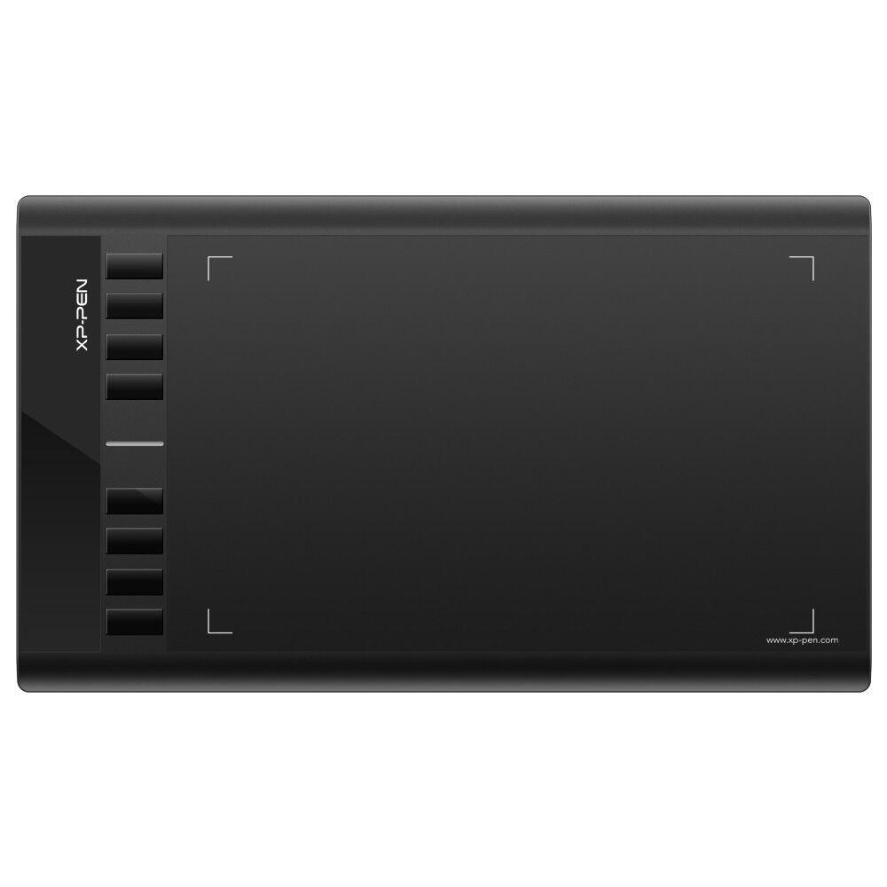 XP-Pen Star 03 10x6 Grafiktablett Pen Tablet zum Distance Learning Home-Office