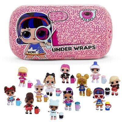 Lol Surprise Dolls Series 4 Baby Tear Open Color Change  Action Figure Kids Gift