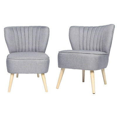 Bedroom Accent Chair Armchair Occasional Upholstered Modern Home Furniture UK