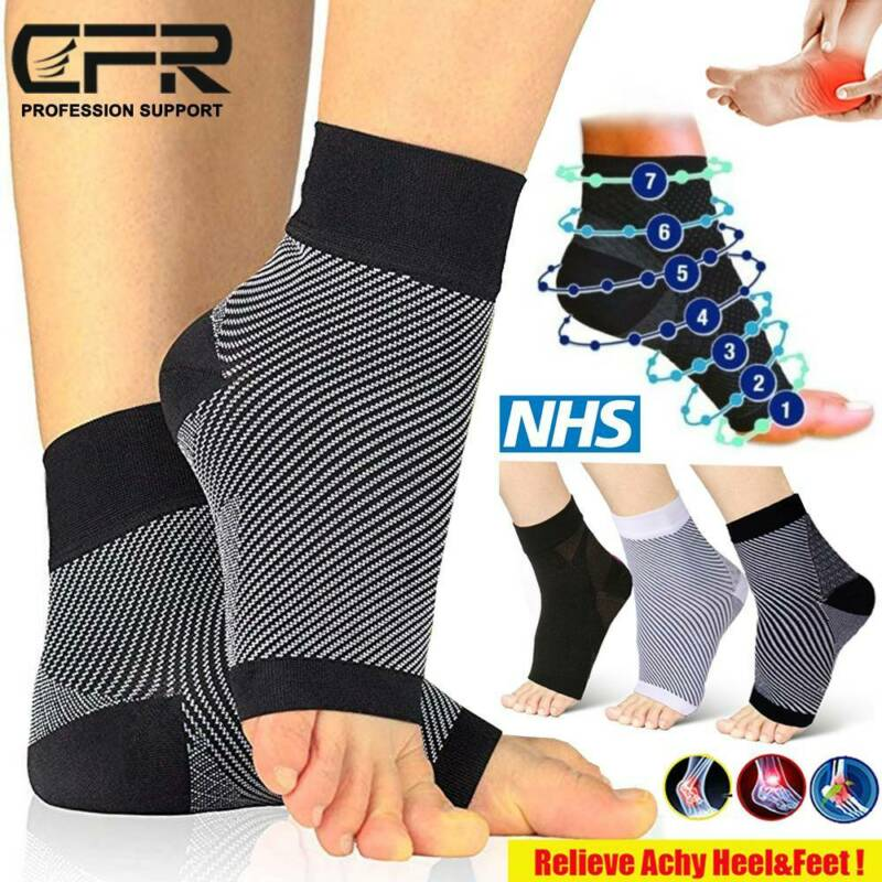 compression foot sleeves men women plantar fasciitis