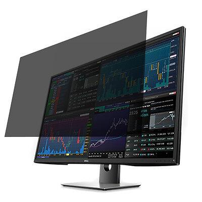 "32"" Privacy Filter Screen Protector for Widescreen Desktop Monitors 16:9 Ratio"