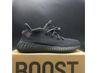 c05e33dd89630 Adidas Yeezy 350 V2 Black (free worldwide shipping) all sizes available