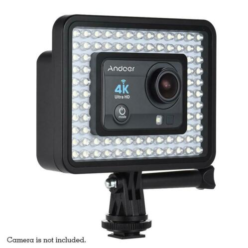 Dimbare Led Lamp Action.Andoer Action Camera Led Ring Licht Dimbare 80 Stks Bead