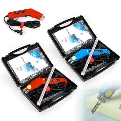 250w Electric Foam Hot Heating Knife Tool Heat Cutter Cutting Toolcarry Case Us