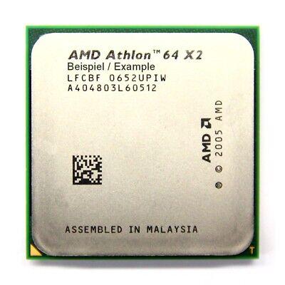 Amd Athlon 64 X2 6000+ 3.1GHz/1MB Socket/Socket AM2 ADV6000IAA5DO Dual Core CPU comprar usado  Enviando para Brazil