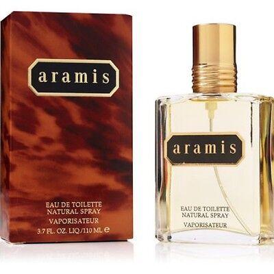 Aramis Eau de Toilette Spray For Men 3.7 - Aramis Eau De Toilette Spray