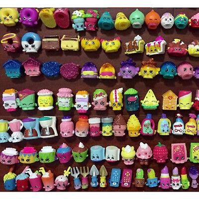 Shopkins Of Season 1 2 3 4 5 Shopkins Cartoon Toy Random 3 PCS Gift US SELLER
